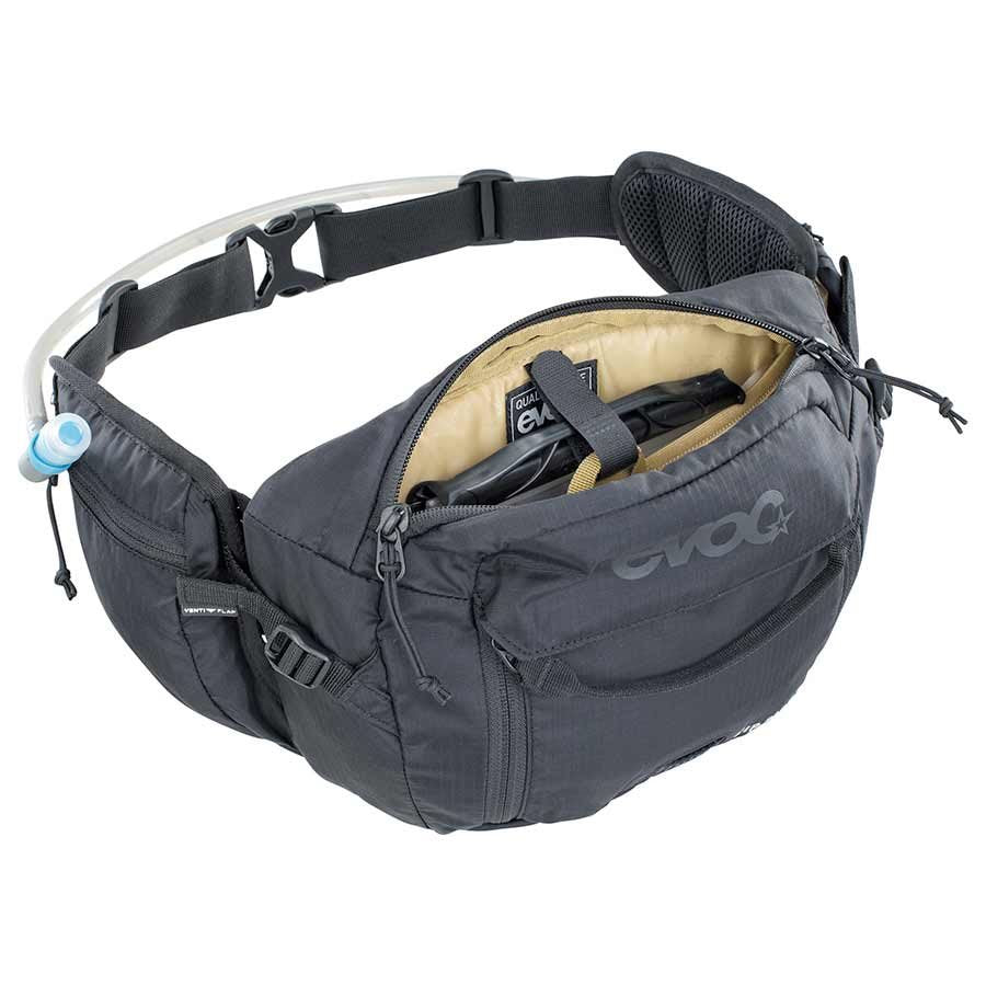 Hip Pack 3L + 1.5L Bladder and Hydration Bag