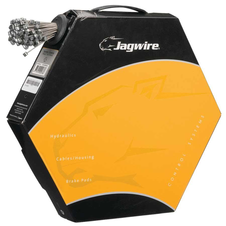 Cables - Jagwire Slick, Brake cables, MTB,  Stainless, 1700mm