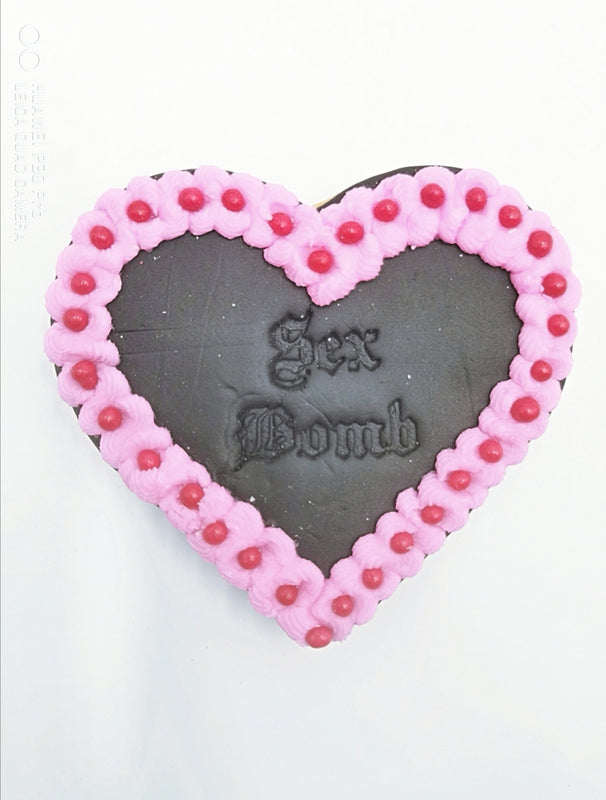 SEX BOMB POST BOX COOKIE