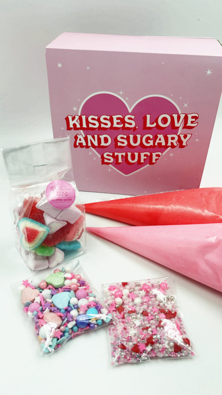 VALENTINES DIY COOKIE  KIT