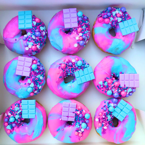 CANDY CRUSH DONUTS