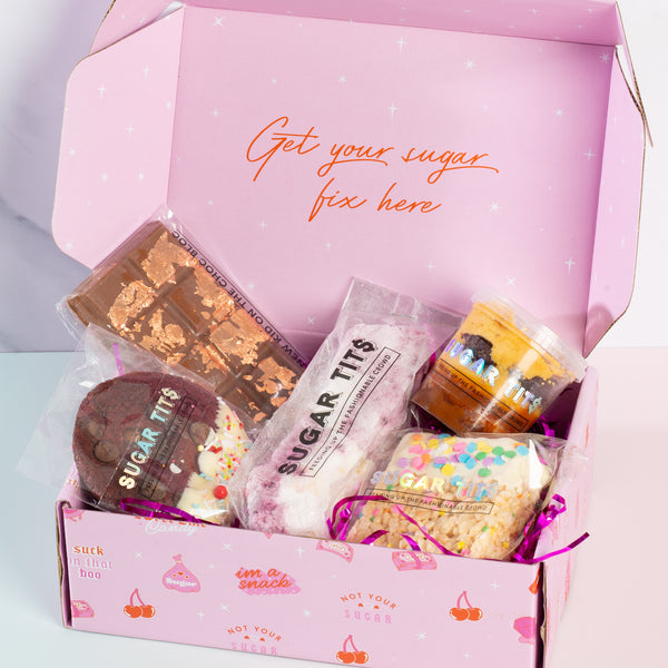 SOS TREAT BOX