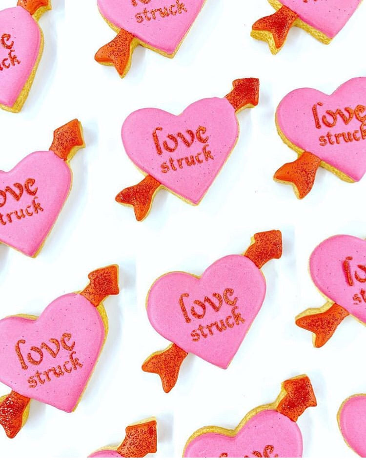 LOVE STRUCK COOKIES
