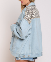 The BASKIN Denim Jacket