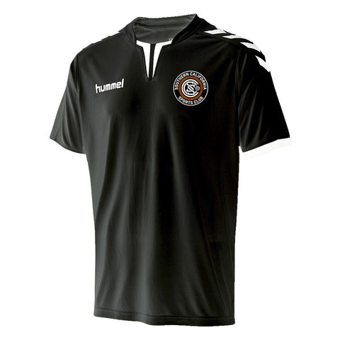 Hummel Black SoCal SC Away Jersey