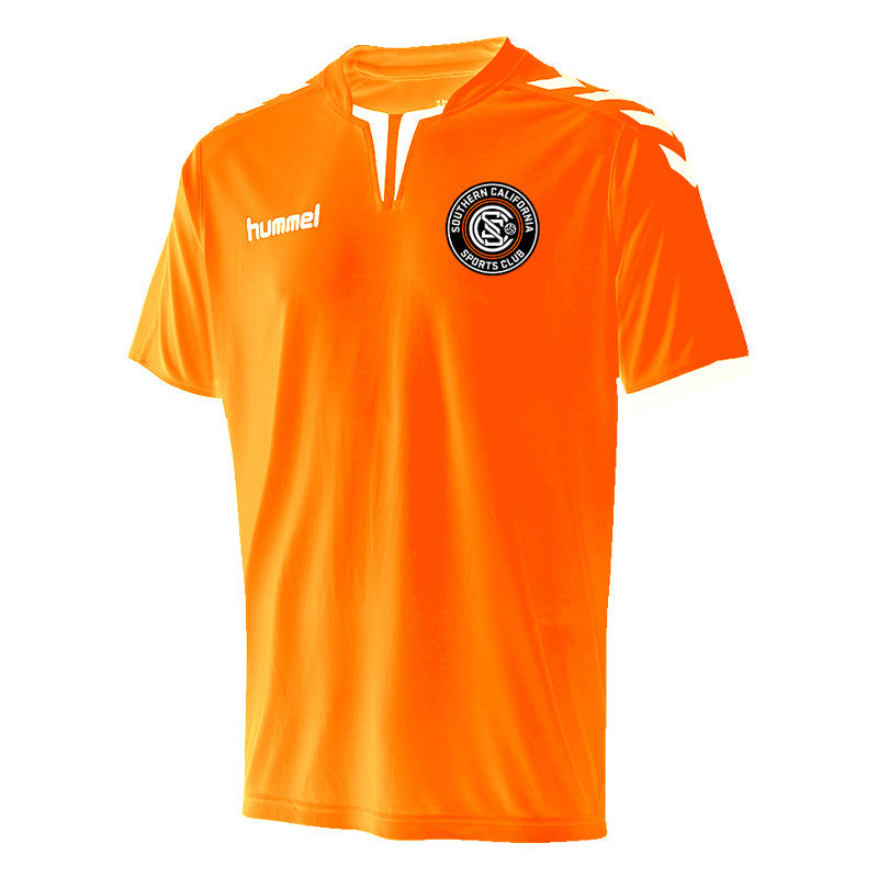 Hummel Orange SoCal SC Home Jersey