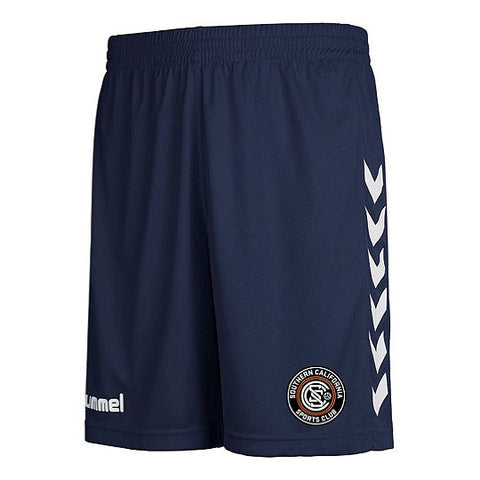 Hummel Blue SoCal SC Shorts