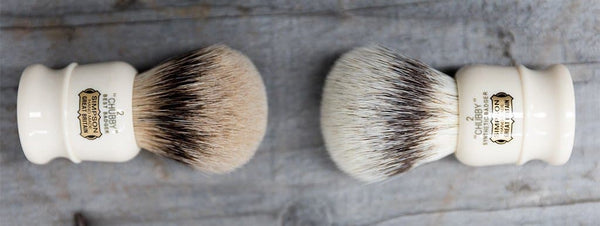 CHOOSING A SHAVING BRUSH