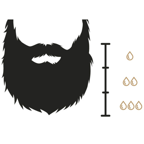 HOW TO APPLY BEARD OIL IN 4 STEPS