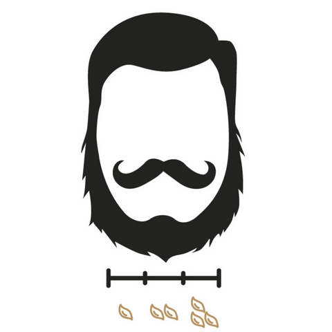 HOW TO APPLY MOUSTACHE WAX IN 4 STEPS