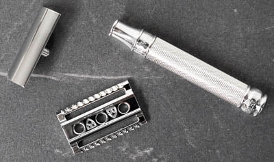 Stainless Steel Metal Safety Razor