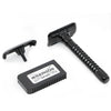 Wilkinson Sword Safety Razor Black & Blades (5)