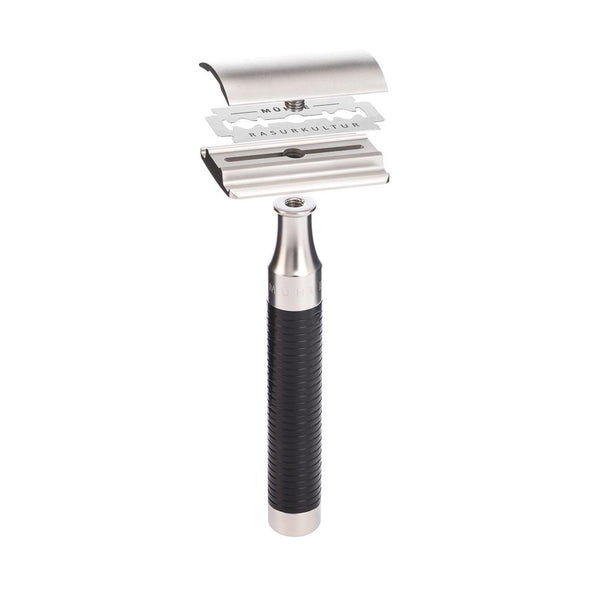 Muhle ROCCA R96 Safety Razor Black