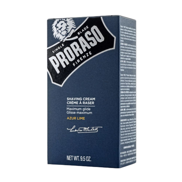 Proraso Azure Lime Shaving Cream 275g