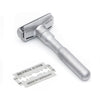Merkur Futur Safety Razor Satin Chrome