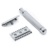 Muhle R41 Safety Razor Open Comb Chrome