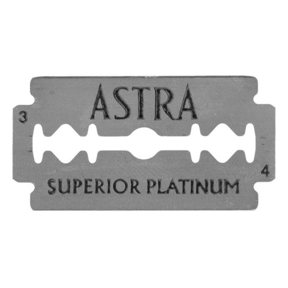 Astra Superior Platinum Double Edge Blades (5)