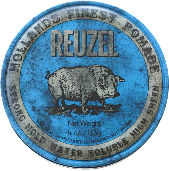 Reuzel Blue Strong Hold Pomade 113g