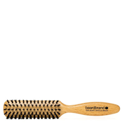 Beardbrand Beard Brush Boar's Hair 8.7""