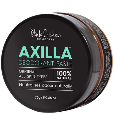 Black Chicken Remedies Axilla Deodorant Paste 75g