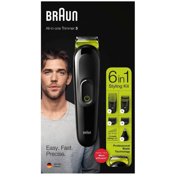 Braun MGK3221 Beard Trimmer