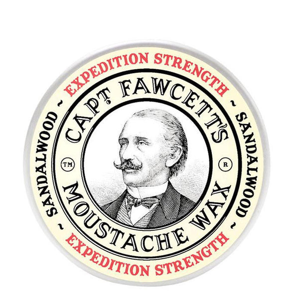 Captain Fawcett's Moustache Wax Expedition Strength 15ml
