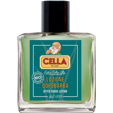 Cella Organic Aftershave Lotion 100ml