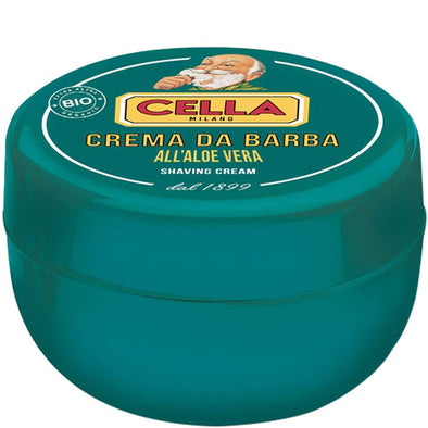 Cella Organic Shaving Cream 150ml