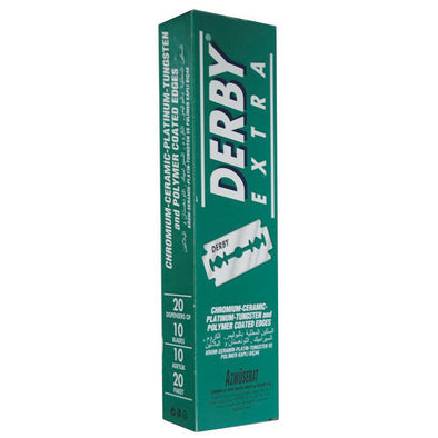 Derby Extra Double Edge Blades (100)