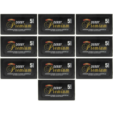 Derby Premium Double Edge Blades (50)