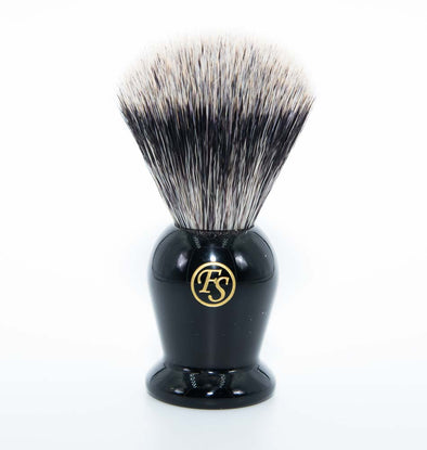 Frank Shaving Synthetic Shaving Brush Black FR0929