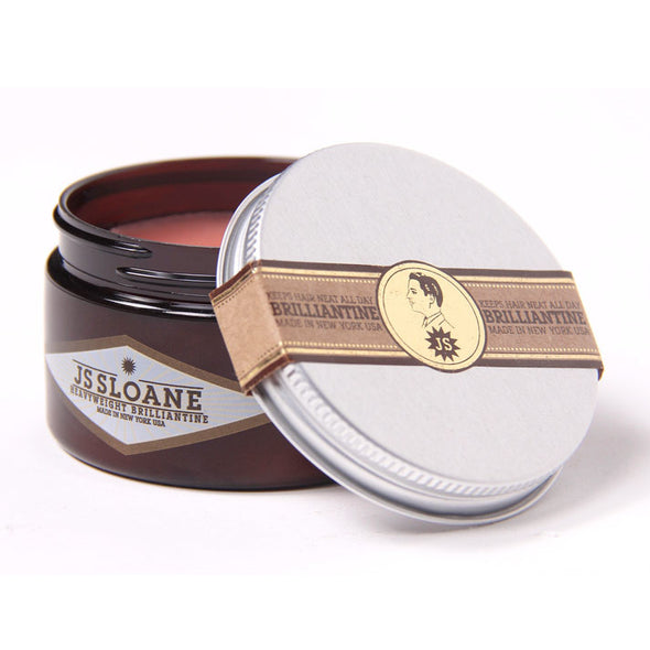 JS Sloane Heavyweight Brilliantine 118ml