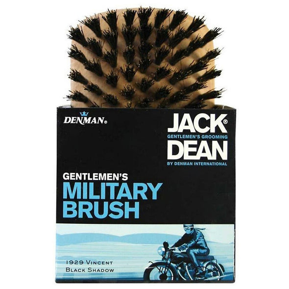 Jack Dean Military Hair Brush