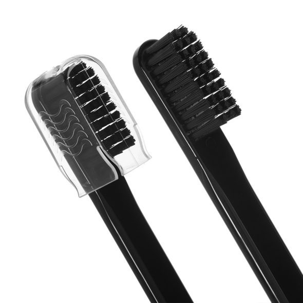 Marvis Toothbrush Black Medium