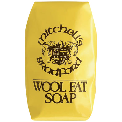 Mitchell's Wool Fat Hand & Body Soap 150g
