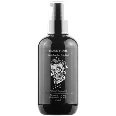 Modern Pirate Body Wash Bay Rum 250ml