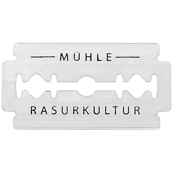 Muhle Stainless Steel Double Edge Blades (100)
