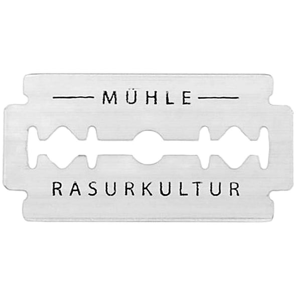 Muhle Stainless Steel Double Edge Blades (200)