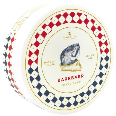 Noble Otter Barrbarr Shaving Soap 113g