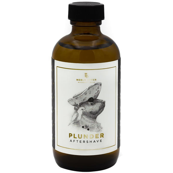Noble Otter Plunder Aftershave Splash 100ml
