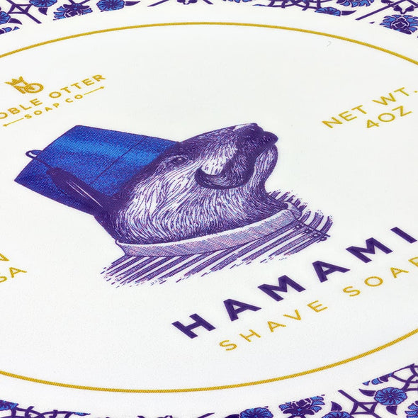 Noble Otter Hamami Shaving Soap 113g