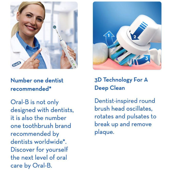 Oral-B Smart 5000 Electric Toothbrush