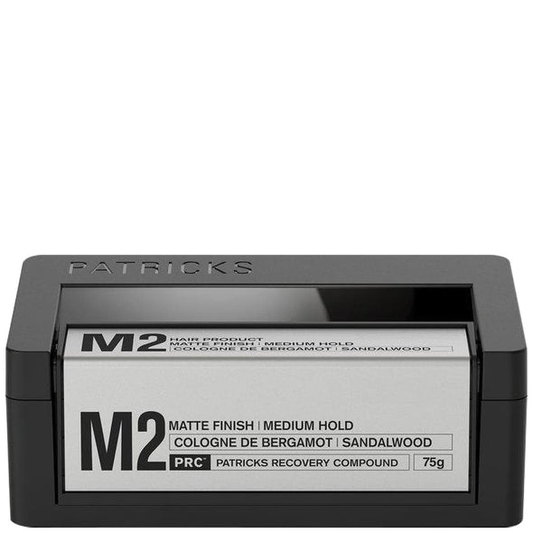 Patricks M2 Matte Medium Hold Styling Wax 75g