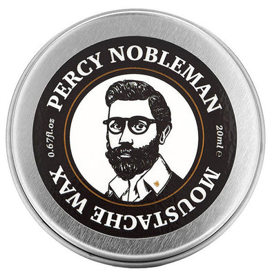 Percy Nobleman Moustache Wax 20ml