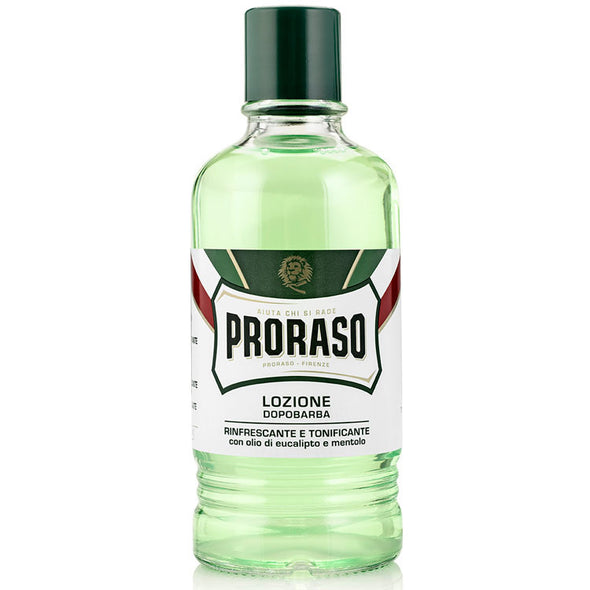 Proraso Eucalyptus Aftershave Lotion 400ml