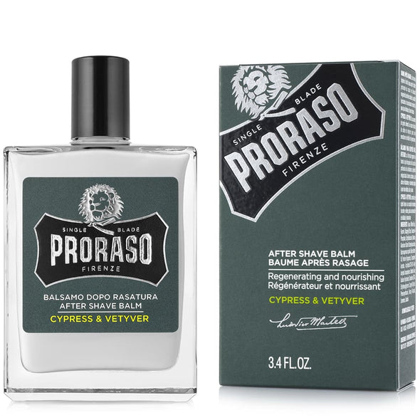Proraso Cypress & Vetyver Aftershave Balm 100ml