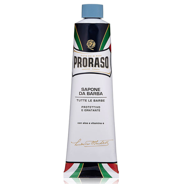 Proraso Aloe Vera & Vitamin E Shaving Cream Tube 150ml
