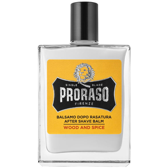 Proraso Wood & Spice Aftershave Balm 100ml