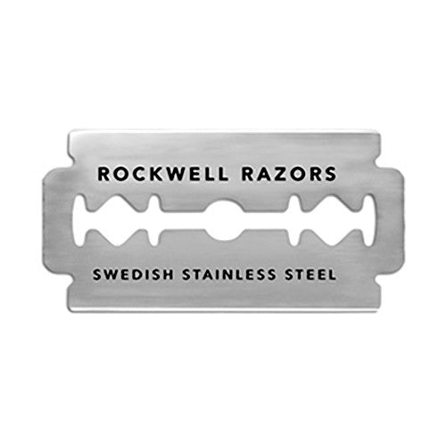 Rockwell Double Edge Blades (5)