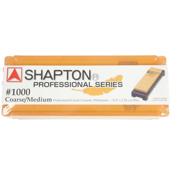 Shapton Professional Series Sharpening Stone 1000 Grit